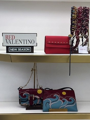 Valentino at Fenwick