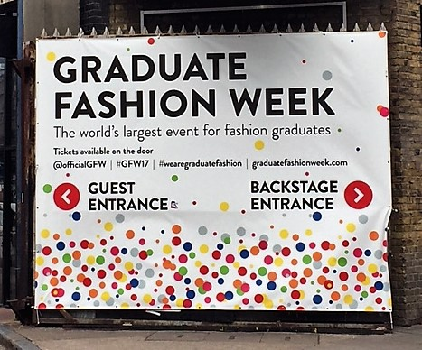 Young handbag designers at Graduate Fashion Week 17
