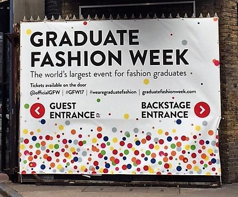 Young handbag designers at Graduate Fashion Week 17