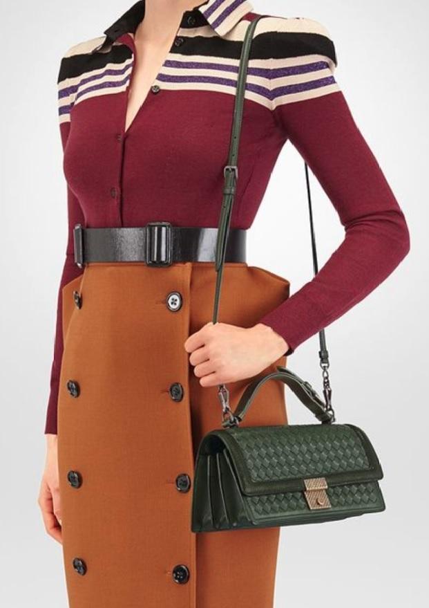 Bottega Veneta Nappa handbag