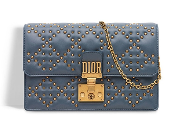 DiorAddict in blue grey