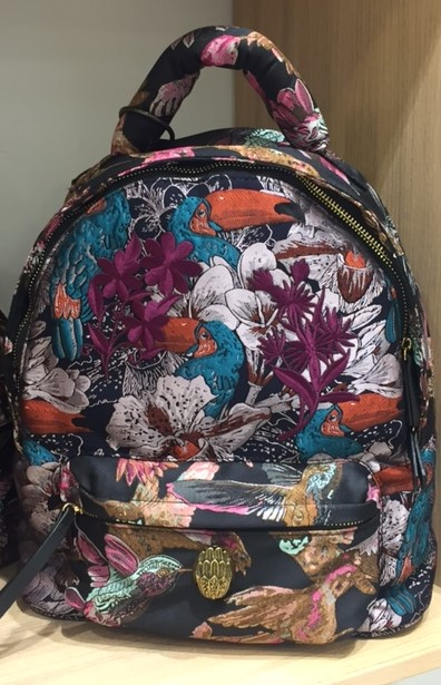 Kurt Geiger floral backpack for under £100