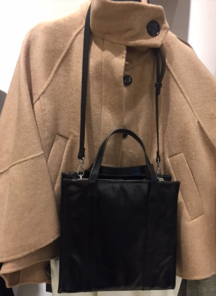 Leather shoulder bag for under £100 from Zara