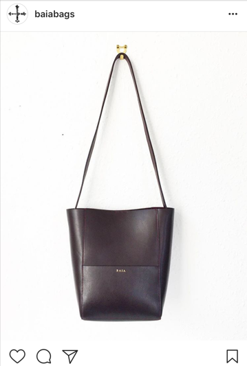 baia shoulder bag