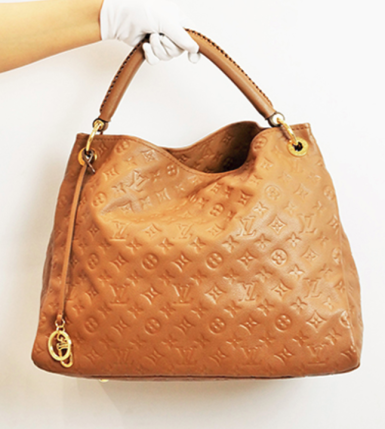 Louis Vuitton tote bag from Designer Exchange