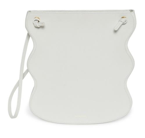 Mansur Gavriel white ocean bag