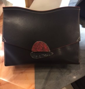 Clutch bag from Provenza Schouler