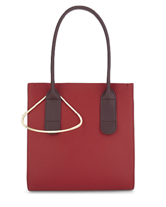 Roksanda leather mini weekend tote bag from Selfridges