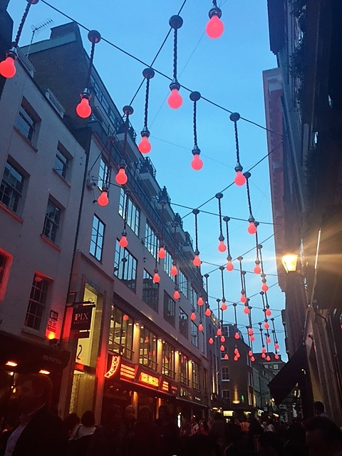 Spotlight on Carnaby Street London