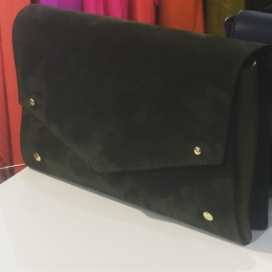 Stevan Saville clutch bag