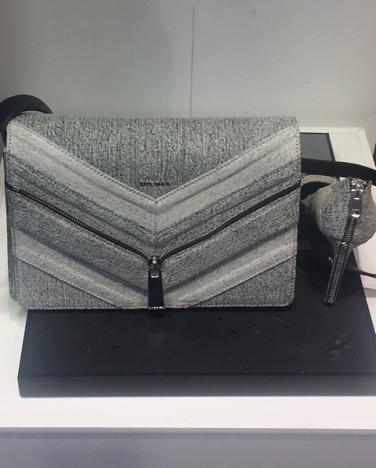 Zip shoulder bag Diesel