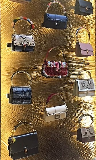 Bags of inspiration from Fendi