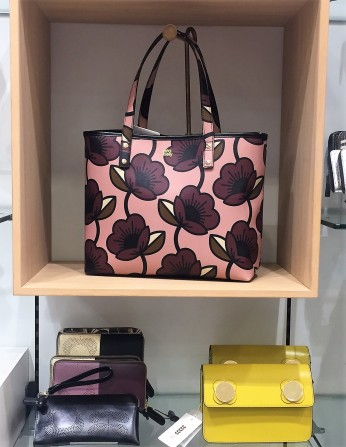 Orla Kiely handbags at John Lewis