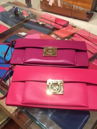 Bags to carry on holiday found at Bicester Village
