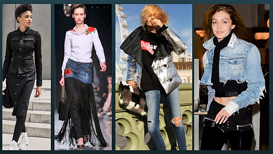 Denim 101 guide to handbags