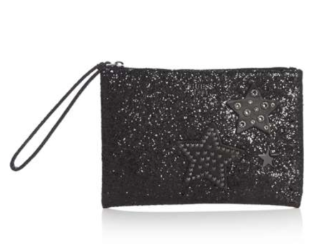 Guess Fall in love glitter star pouch