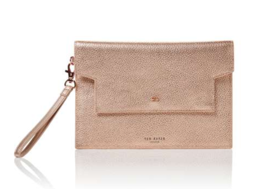 Ted Baker Verni clutch pouch bag