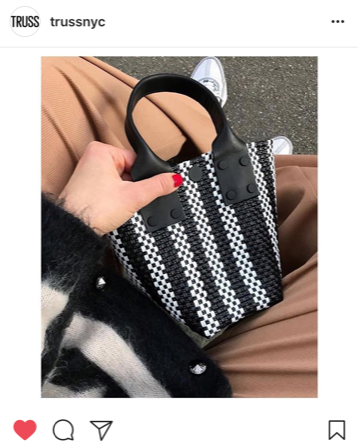 Something for the weekend - favourite bags on instagram this week