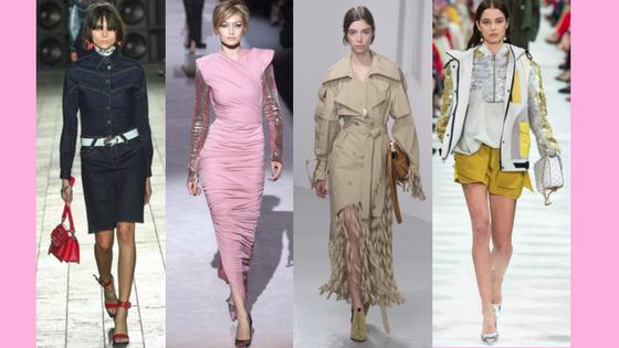 Spring/summer 2018 designer handbag trends