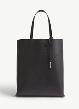 Saint Laurent recycled leather tote