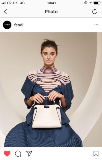 Spring/summer 2018 handbag trends - pastels
