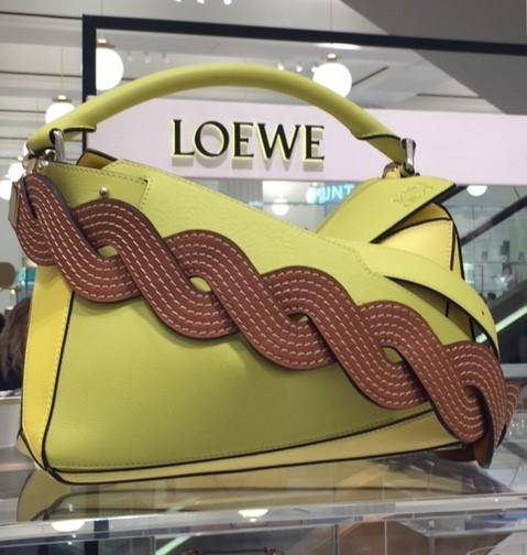 Designer handbags for Spring 2018 - Loewe