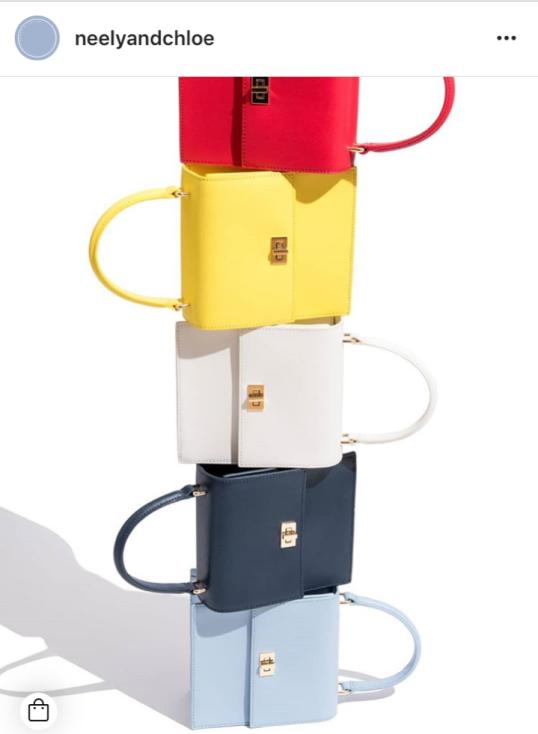 Best top handle bags on instagram