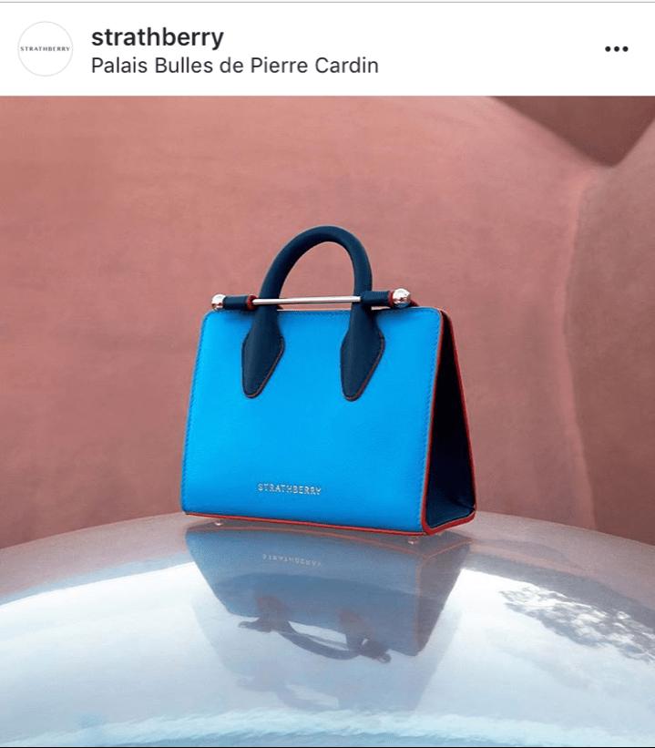 Best of the top handle bags on instagram