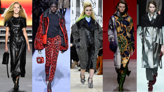 Your guide to Autumn winter 2018 fashion trends