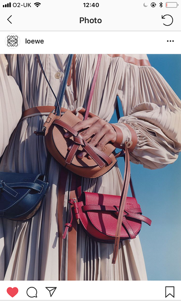 The best bags from instagram this week - September 2018