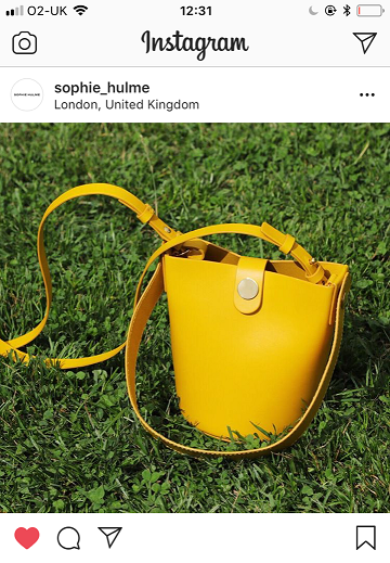 The best bags on instagram this week - September 2018