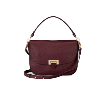 Aspinal of London slouch saddle bag