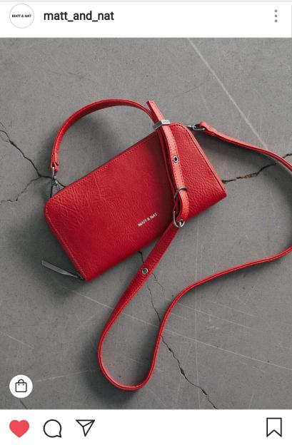 Eco, sustainable and vegan handbags