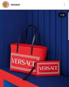Designer bags with logo branding