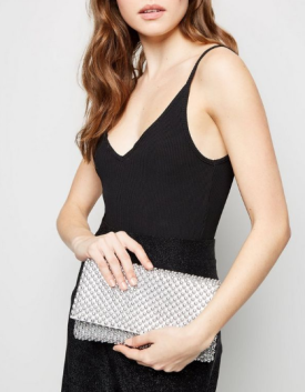 Clutch bags for evenings out both budget and designer brands