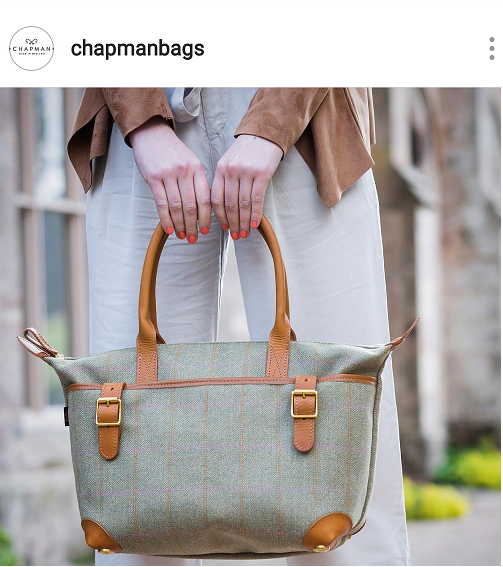 Neutral brown fashion bags for Spring and Summer 2019.  If you just want an accent of tan check out Chapman tote bags.