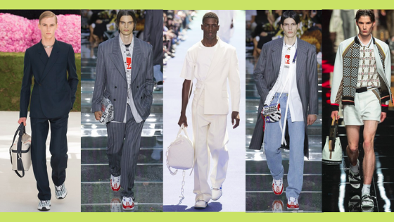 Fashion trends for men for Spring and Summer 2019
