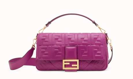 New season fashion bags for Spring and Summer 2019 including the 1990s revival of the baguette bag. Fendi is the designer offering lots of choice for this style.