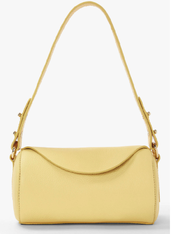 New season fashion bags for Spring and Summer 2019. Single colour bags from high street store John Lewis, introducing Eliza barrel bag