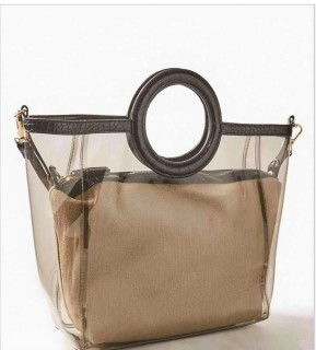New season fashion bags for Spring and Summer 2019.  Transparent, PVC and vinyl bags are here, with options in Marks and Spencer.