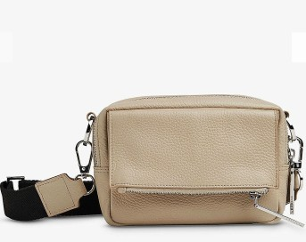 New season fashion bags for Spring and Summer 2019 with the return of the belt bag.  No longer just for festivals.  Neutral option from Whistles, available nationwide and at John Lewis
