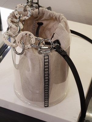 New season fashion bags for Spring and Summer 2019.  Transparent, PVC and vinyl bags are here, with options in Zara.