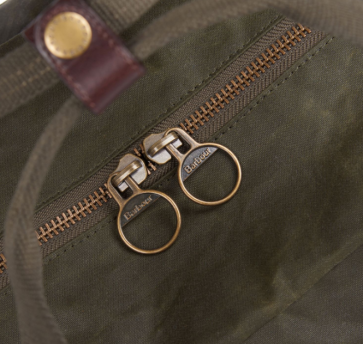 Barbour Oakwell holdall fittings