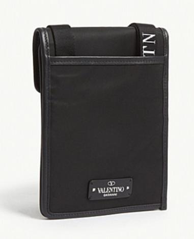 Valentino travel pouch reverse