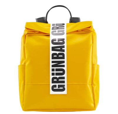 Grunbag Yellow Backpack Alden