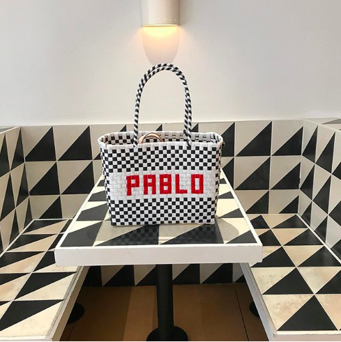 Summer bags are woven for SS19