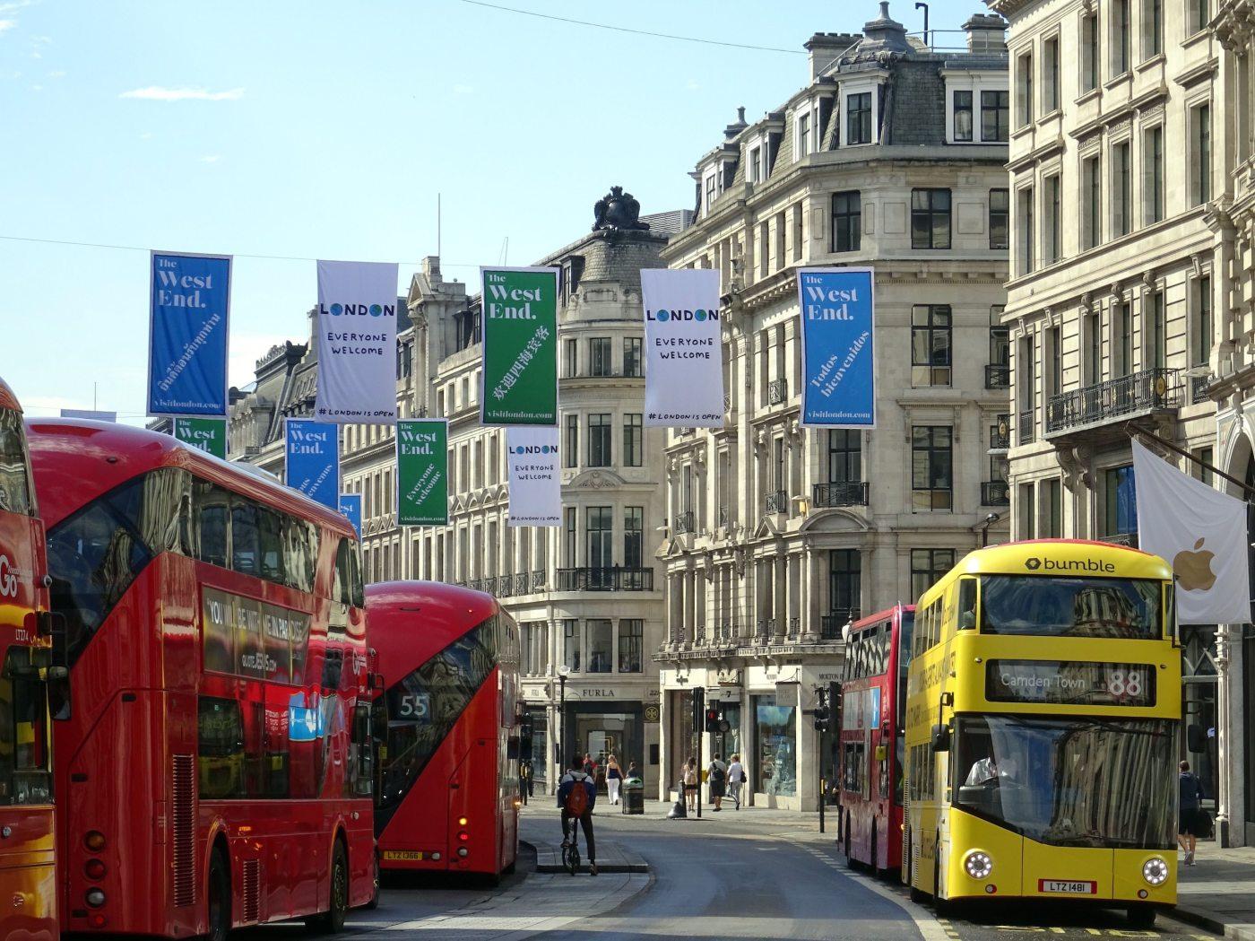 The best street in London for bag shoppiing