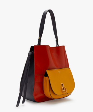 Two bags in one with Mulberry Amberley Hobo bag