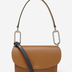 Smythson Equestrian leather bag