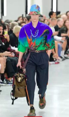 5 key fashion trends for men for SS'20